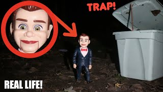 TRYING TO CAPTURE BENSON IN REAL LIFE! *Toy Story 4!*