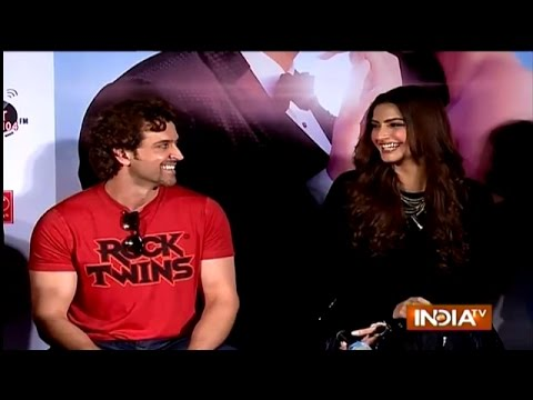 Honey Singh's 'Dheere Dheere Se': Hrithik Roshan, Sonam, Bhushan Exclusive Interview - India TV