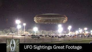 UFO Sightings Great Footage June 26th 2017