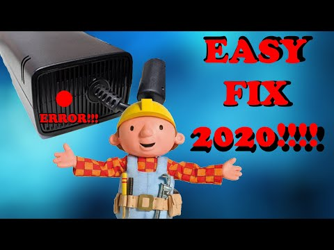 How To Fix Xbox 360 Red Power Brick Problem