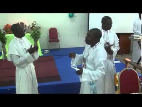 Celestial Church of Christ, Embassy Parish, Doha Qatar. Second Harvest Service (Part 1)