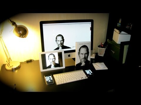 iMac startup