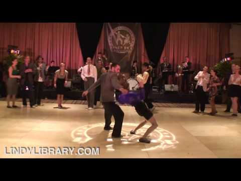 ILHC 2010 - Champions Strictly Lindy Finals [International Lindy Hop Championships 2010] (HD, LEFT)