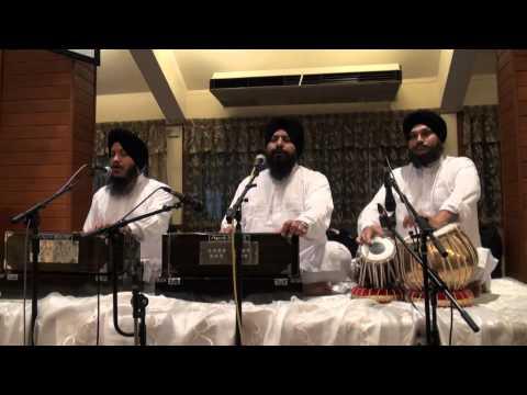 Bhai Satvinder Singh - Rang Rata Mera Sahib