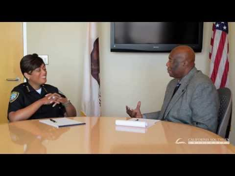 An Interview with Chief Jacqueline Seabrooks, Santa Monica Police Dept.