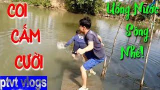 Coi Cấm Cười | Phiên Bản Việt Nam | Xem Là Cười | Coi Cứ Cười | PTVT Vlogs - Part 1.