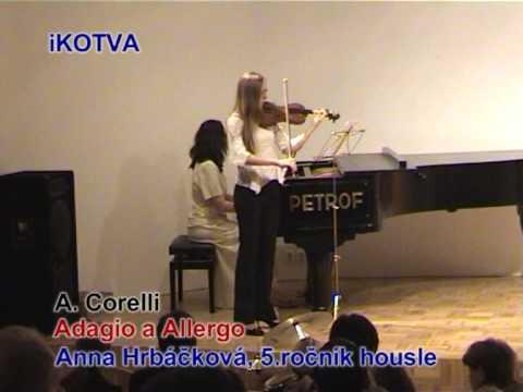 Koncert Pro Vážku - Hrají Flétna, Kytara, Housle.mpg