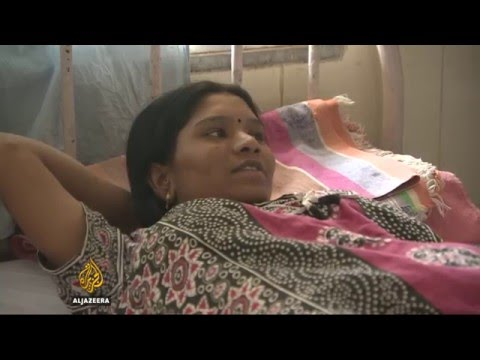 People in drought-hit Indian region struggle with health issues