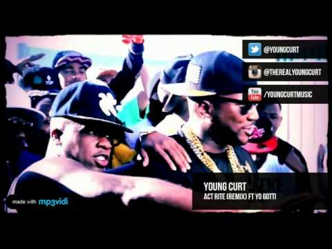 Young Curt - Act Rite (produced By Young Curt) video
