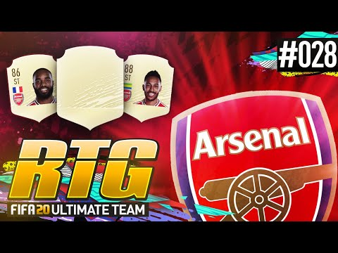 WE GOT AUBA & LACAZETTE! - #FIFA20 Road to Glory! #28 Ultimate Team