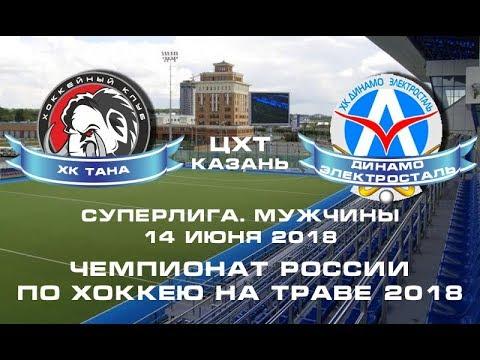 /14.06.2018/ Тана - Динамо-Электросталь