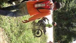 David Netto 17 e Vagner Grassi 8 salta rio em Guaratinga-BA.wmv