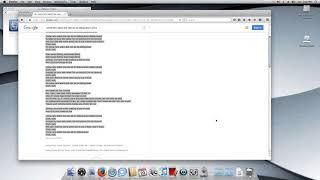 So I Just Set Up a Mac OS X VM...