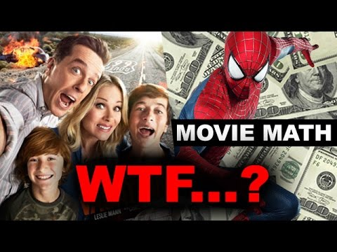 Box Office for Mission Impossible 5 Rogue Nation, plus does Vacation hurt Spider-Man 2017?!