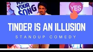 Tinder aik dhoka hai | Standup Comedy By Malik Junaid (JD)