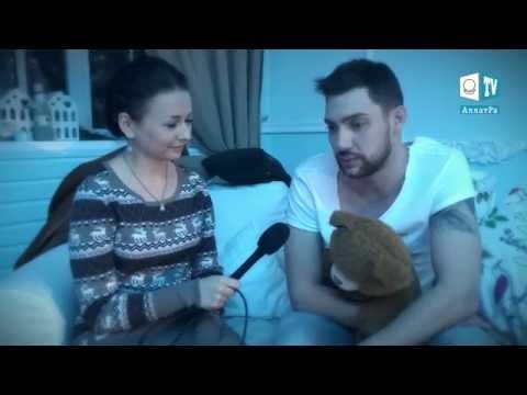 Спасибо за любовь! АллатРа ТВ на съемках клипа Тани BerQ и Олега Кензова