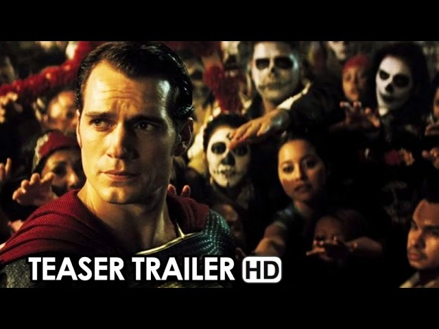 Batman v Superman: Dawn of Justice Teaser Trailer V.O. (2016) - Zack Snyder HD