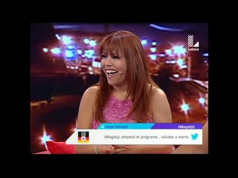 Magaly: Roberto Martínez es mayor que el padre de su pareja