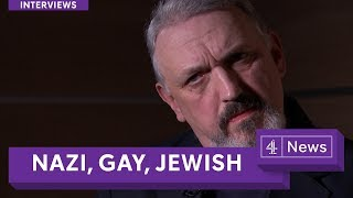 Neo-Nazi quits movement, opens up about Jewish heritage and comes out as gay