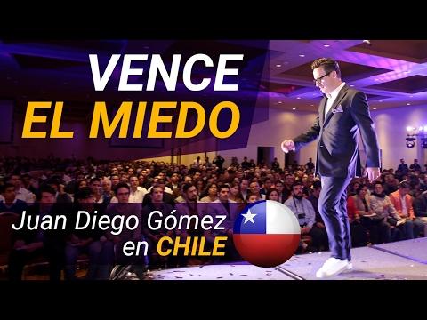 Vence el miedo / Juan Diego Gómez en Chile