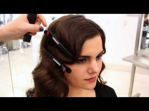 1920s Inspired Faux Bob | Updo Hairstyle Tutorial