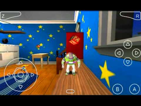 toy story 2 nintendo 64 galaxy s2 android games youtube