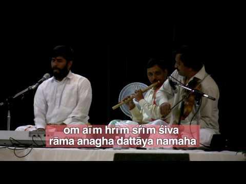 Datta Raksha Mantra By Sri Ganapathy Sachchidananda Swamiji video