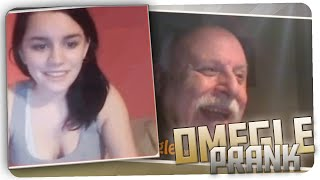 GIRL PRANK ON OMEGLE! #4