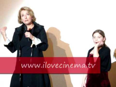 Last Chance Harvey / Last chance for Love interview of Dustin Hoffman & Emma Thompson