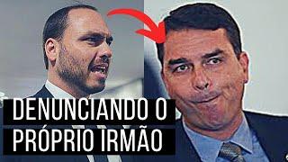 CARLOS BOLSONARO DIVULGA LISTA DE SUSPEITOS COM NOME DO IRMÃO