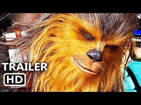 "SOLO: A STAR WARS STORY ""Chewie Meets Han"" Trailer (NEW 2018) Emilia Clarke Movie HD"
