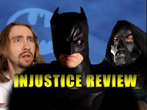 INJUSTICE: Video Review by Maximilian