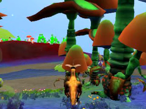 Spore: Dino Planet Episode 1: Thragoraptor's Journey Part 1