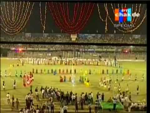 World Cup Kabbadi Song In Closing Ceremony By Mamta Joshi On Ptc Channel video
