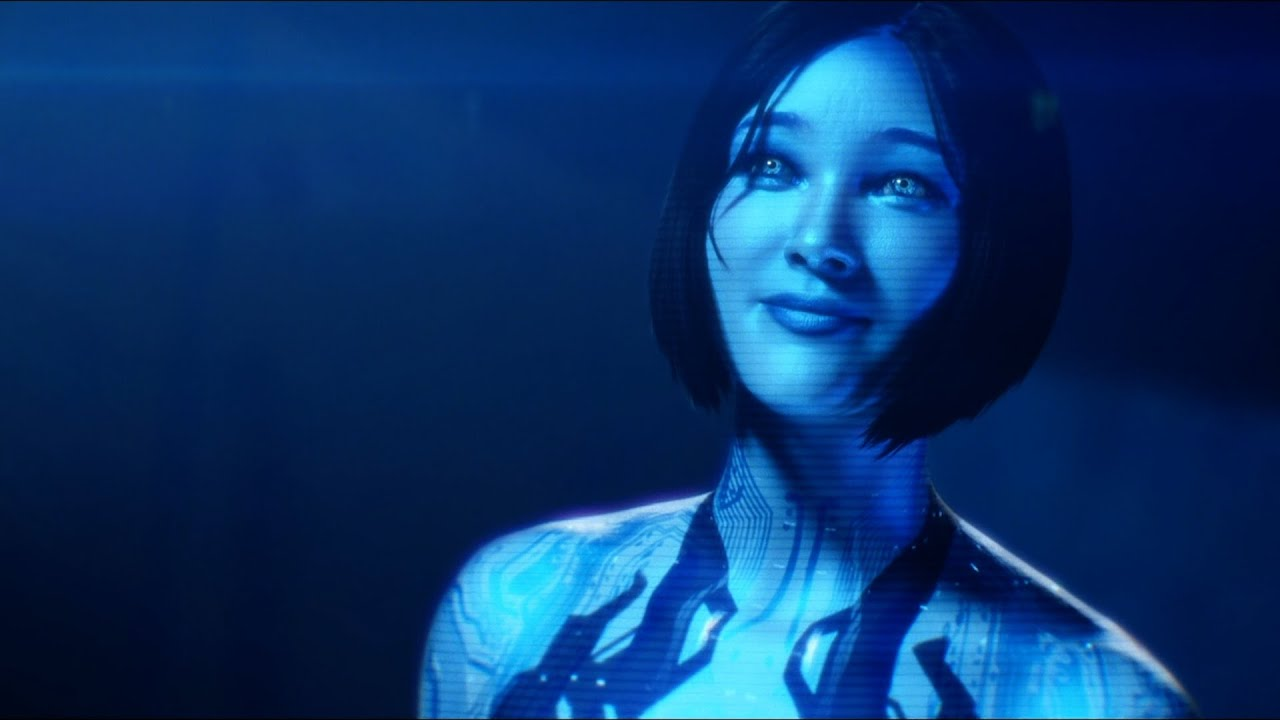 Cortana movie naked movie