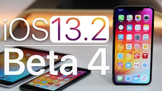 iOS 13.2 Beta 4 is Out! - What's New?