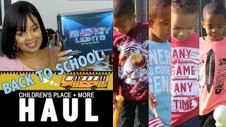 Back to School Haul 2017 featuring The Children's Place + More | MrsJRoche