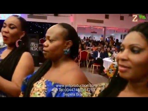 Zaire TV: BIENVENU BOBANZA ABELI LIGBOMA NA SOIREE YA BIG LADY Samedi 09.04.2016