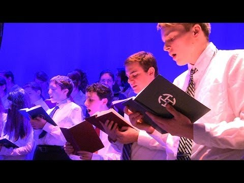 AUSTIN PREPARATORY SCHOOL VIDEO CHRISTMAS CARD 2013