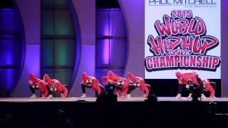 BUBBLEGUM - HHI 2015 (Finals Performance)