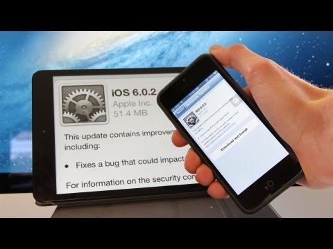 iOS 6 Untethered Status, Jailbreak 6.0.2 iPhone 5, iPad Mini News & iOS 6.1 Release