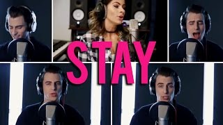 Download Lagu Zedd, Alessia Cara - Stay ACAPELLA (Mike Tompkins & Andie Case Cover) Gratis STAFABAND