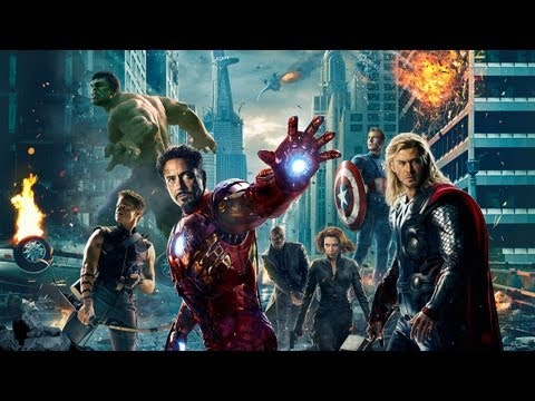 'The Avengers' Sets Blu-Ray Record