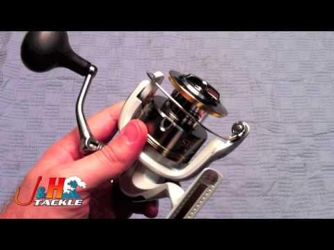 Shimano Stradic ST5000FJ Spinning Reel - J&H Tackle