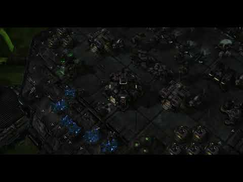 Starcraft II Wings of Liberty - Brutal Walkthrough - Cutthroat