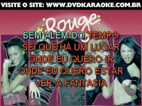Rouge & Klb   Nunca Deixe De Sonhar