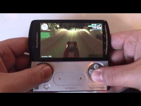 Grand Theft Auto: Vice City on Xperia PLAY