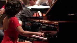 Grieg Concerto Pour Piano Khatia Buniatishvili Répétition