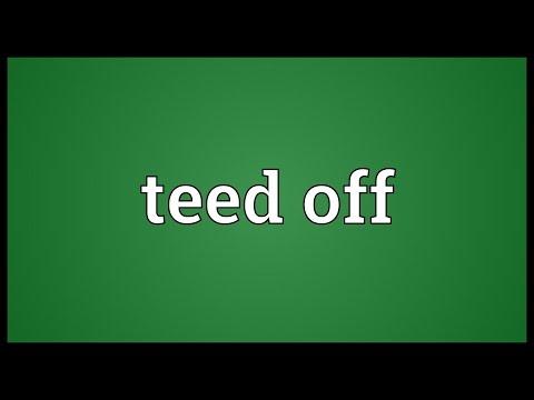 Header of teed