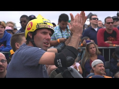 Andy Macdonald Gives Back to Skateboarding Clash At Clairemont 2015